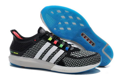 Mens Aidas Boost Clima Chill Grey - White - Colorful Online